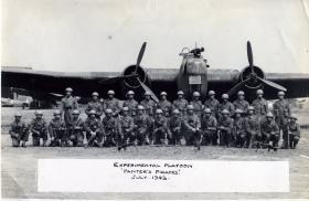 "Experimental Platoon ""Panter's Pirates"" July 1942"