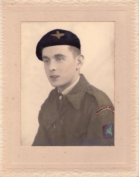 Pte Gilbert Anderson 1943