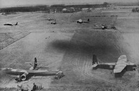 Glider 272 on Operation Varsity, March 1945.