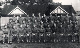 6 Platoon, S Company, 1st Parachute Battalion, UK, 1944