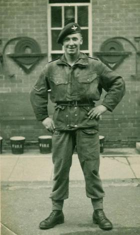 L/Cpl 'Alex' Gray 1948