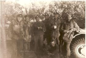 Guards Paras in Greece, 1962