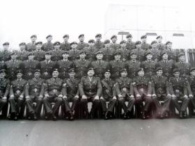 MT section, 3 PARA, 1966