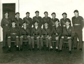 Group photo of 1 PARA, Aden, c.1967