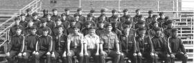 Junior Para Coy Pegasus Gymnastic Team 1977