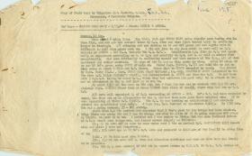 Arnhem war diary by Brig Hackett, CO 4th Parachute Brigade.