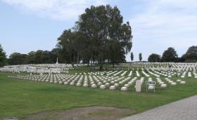CWGC Hanover War Cemetery, taken August 2011.