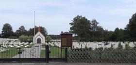 CWGC Hanover War Cemetery, taken 2011.