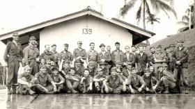 Patrol Coy 2 PARA in Malaya 1968.