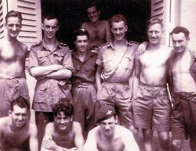 Men of 12th Para Bn, Far East, c1945.