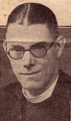 Rev. Albert Harlow