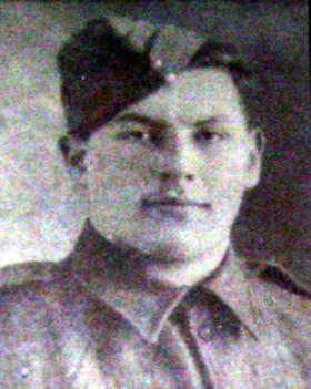 Pte Harold Smollan, date unknown.