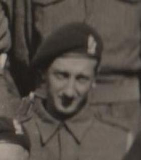 Harry Marshall  in HQ Coy, 2 Para