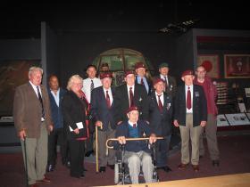 Hastings PRA visit Airborne Assault, 2011
