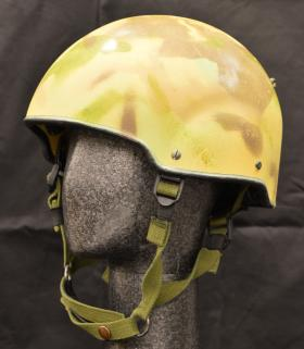 General Service Mk 7 Combat Helmet from the Airborne Assault Museum Collection, Duxford.