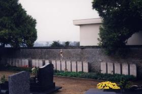 Herouvillette Cemetery
