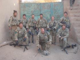 1 Section 7 Platoon 3 PARA Niquilabad Kalay November 2010