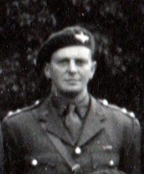 Lt Gordon Hill, 1944.