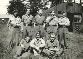 Members of 4th Para Bn, c1943