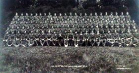 HQ Coy 3rd Battalion, The Parachute Regiment, 1945