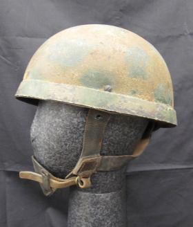 Helmet, Steel, Airborne Troops, from the Airborne Assault Museum Collection, Duxford.