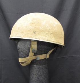 Helmet, Steel, Airborne Troops, Mk II, from the Airborne Assault Museum Collection, Duxford.