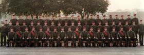 1 PARA, Drill and Duties Cadre, 1980s.