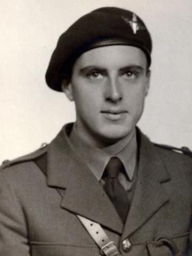 Lt Ian MacDonald, date unknown.