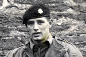Ian Slimon, 1st Bn Scots Guards, Tighnabruaich, February  1964.