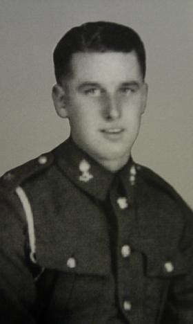 Private Frank Ankrett