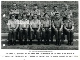 Sgt Hannah, 226 Army Pilots Course, date unknown.