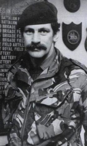 Captain W McCracken, c1980s.