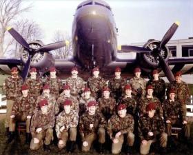 10 (Airborne) Workshop REME, 1984.