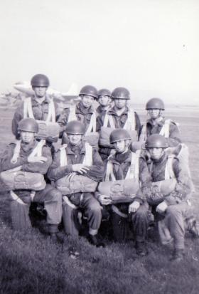Members of Course 21/63 RAF Abingdon 1963