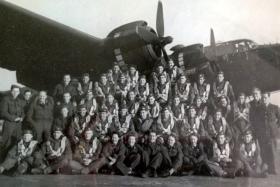 Members of 156 Parachute Battalion, c1944.