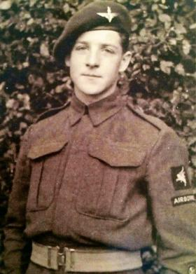 Pte Paul Frederick Mummery