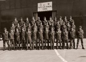 Course Syndicate TA/86, No 1 Parachute Training School, RAF Brize Norton June 1986.
