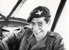 Guardsman Anthony Wybrow, No 1 (Guards) Independent Parachute Company, date unknown.