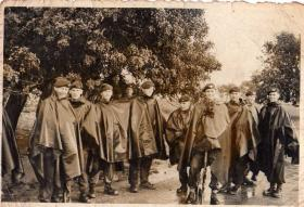 Members of Rodney Pltn  C Company 2 PARA Cyprus circa 1959