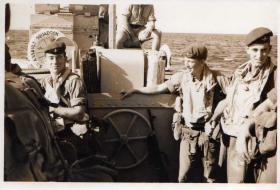 C Coy 2 PARA Kuwait 1961