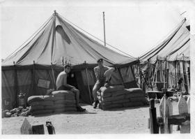 D Coy 2 PARA Dhala Camp Radfan February 1964
