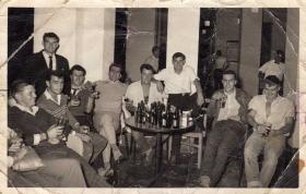 Members of D Coy 2 PARA Bahrain circa 1963/64