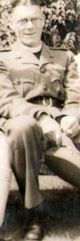 Rev Albert Harlow, date unknown.
