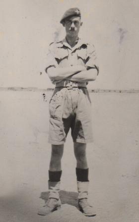 George Ledger. Suez, 1947.