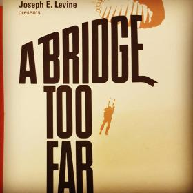 Original Screenplay for 'A Bridge Too Far' dated 29th March 1976.