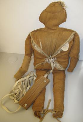 Rupert Decoy Dummy Paratrooper