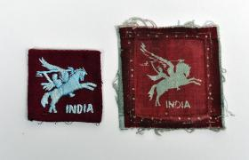 Examples of Indian Airborne Flashes