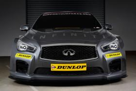 Infiniti Support Our Paras Racing Car, 2015.
