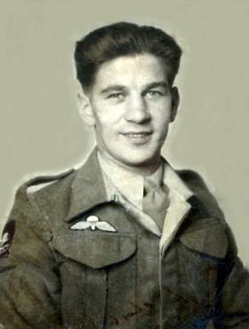 Pte 'Jack' Griffiths c1945.