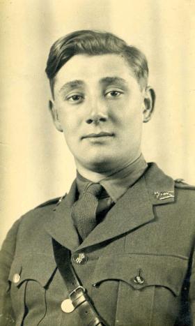 Lt Peter Jackson c1941